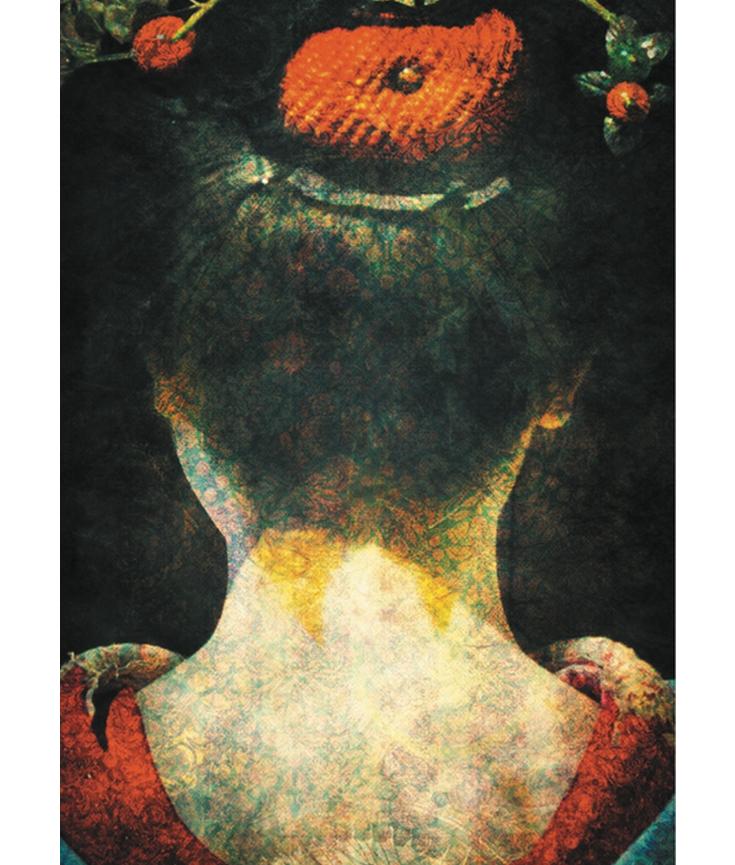 Affiche Geisha